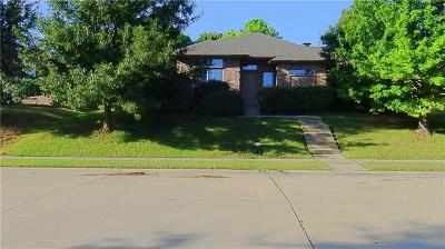 Lewisville Residential Lease Active Contingent: 1540 Steamboat Trail