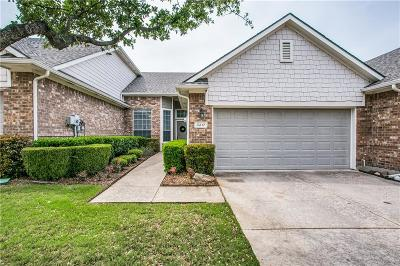 Plano Townhouse For Sale: 3217 Twist Trail