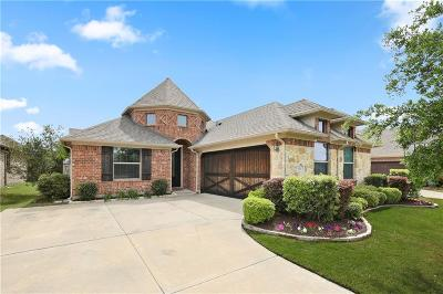 Keller Single Family Home For Sale: 608 Knightsbridge Lane