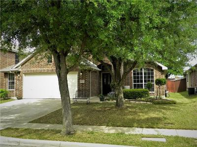 Single Family Home For Sale: 9828 McFarring Drive