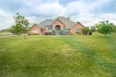 Forney Single Family Home Active Kick Out: 14000 Prairie Circle
