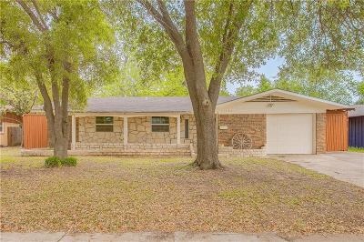 Dallas Single Family Home For Sale: 11752 Coral Hills Place