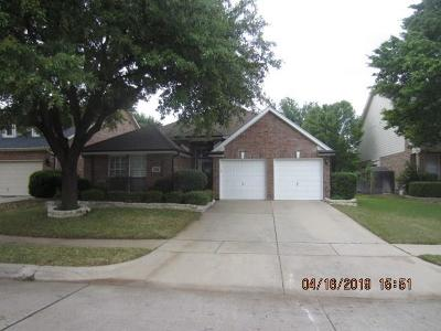 Fort Worth TX Single Family Home For Sale: $246,000