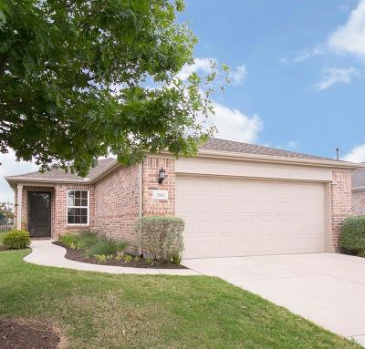 Frisco Single Family Home For Sale: 2842 Shore Shadows Lane