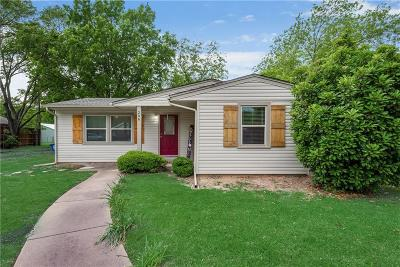 Forney Single Family Home For Sale: 206 College Street