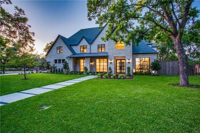 Dallas County Single Family Home For Sale: 4447 Irvin Simmons Drive