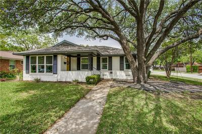 Richardson Single Family Home For Sale: 600 Greenleaf Drive
