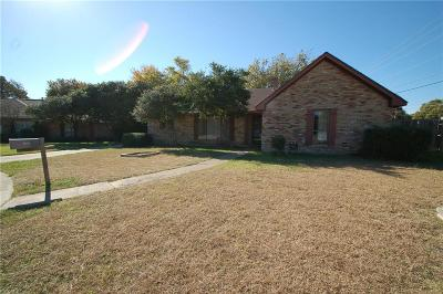 Richardson Single Family Home For Sale: 1003 Woodland Way