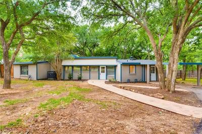 Fort Worth Single Family Home For Sale: 2100 Yosemite Court