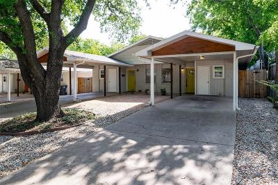 Fort Worth Residential Lease For Lease: 2703 Livingston Avenue