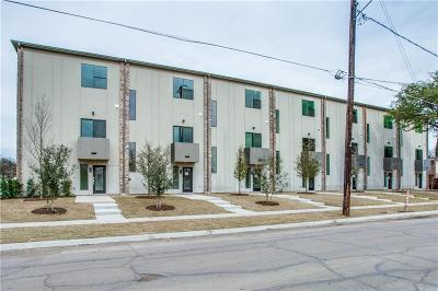 Dallas Condo For Sale: 1502 Bennett Avenue #102