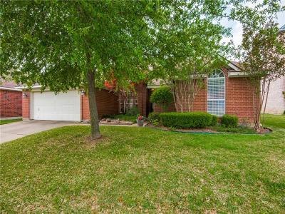 North Richland Hills Single Family Home For Sale: 6828 Hickory Hollow Lane