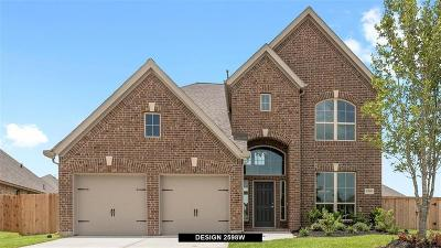 McKinney Single Family Home For Sale: 905 Hubbard Creek Trail