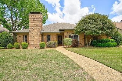Richardson Single Family Home For Sale: 1805 Drew Lane
