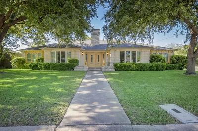 Dallas Single Family Home For Sale: 6349 Highgate Lane