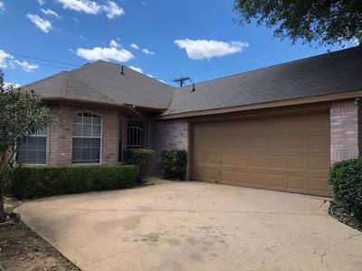 Dallas County Single Family Home For Sale: 3224 Bellville Drive