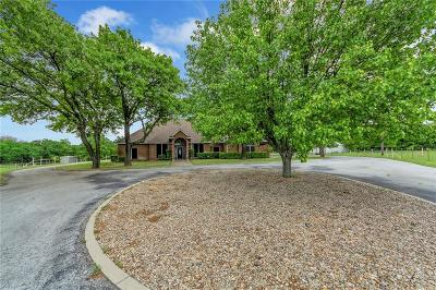 Wise County Farm & Ranch For Sale: 447 W Hwy 287