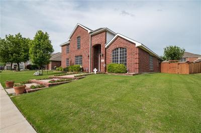 Rowlett Single Family Home For Sale: 8613 Hartford Drive