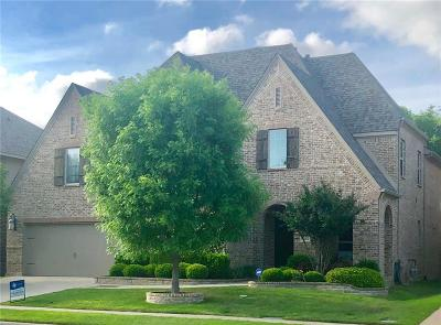 McKinney Single Family Home For Sale: 6612 Orchard Park Drive