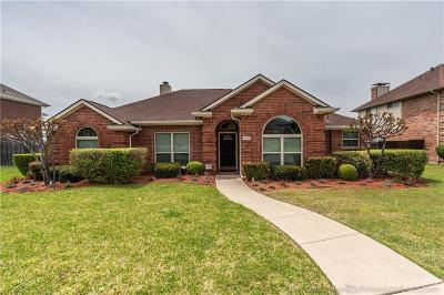 Carrollton Single Family Home For Sale: 2720 Coventry Lane