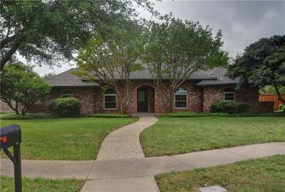 Plano Single Family Home For Sale: 2633 Mariposa Circle