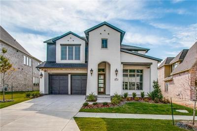 Frisco Single Family Home For Sale: 8113 Piedmont