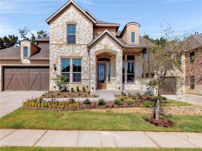Colleyville Single Family Home For Sale: 4112 Petrus Boulevard