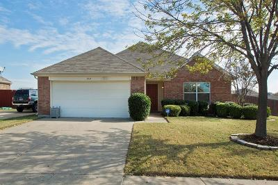 Midlothian Single Family Home For Sale: 1814 Wood Duck Court