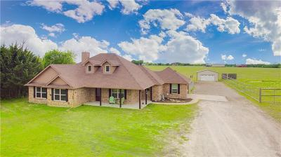 Farmersville Single Family Home Active Option Contract: 4840 County Road 597