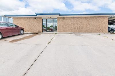 Comanche County, Eastland County, Erath County, Hamilton County, Mills County, Brown County Commercial Lease For Lease: 2101 Fisk