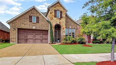 Frisco Single Family Home Active Option Contract: 2930 Townsend Drive