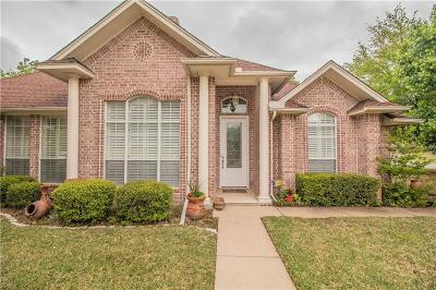 Weatherford Single Family Home For Sale: 1925 Basswood Court