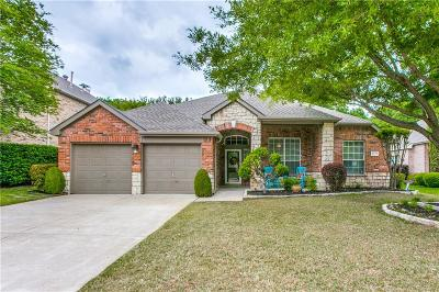 Flower Mound Single Family Home For Sale: 3517 Mayhaw Drive