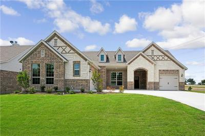 Weatherford Single Family Home For Sale: 2700 Sonora Canyon