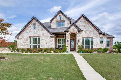 Burleson Single Family Home Active Kick Out: 600 Falls Creek Court