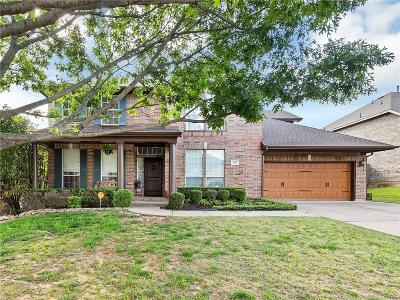 Burleson Single Family Home For Sale: 2965 Lakeview Circle