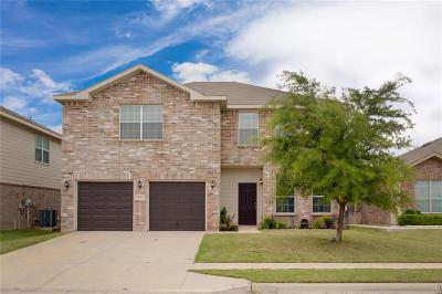 Fort Worth Single Family Home For Sale: 8644 Star Thistle Drive