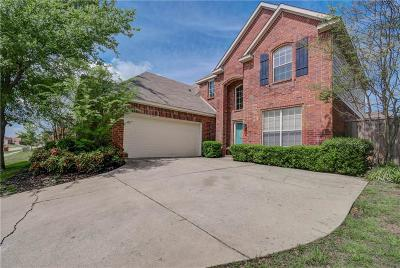 McKinney Single Family Home For Sale: 2810 Rosewood Boulevard