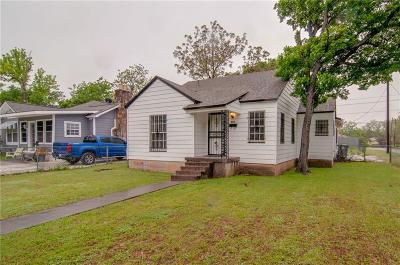 Dallas Single Family Home For Sale: 923 Hartsdale Drive