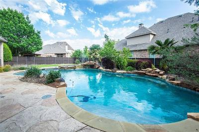 McKinney Single Family Home Active Kick Out: 7605 Burr Ferry Drive
