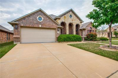 Fort Worth Single Family Home For Sale: 2733 Los Gatos Lane
