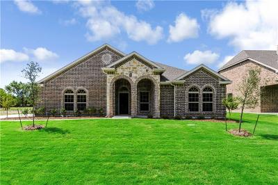 Weatherford Single Family Home For Sale: 2708 Sonora Canyon