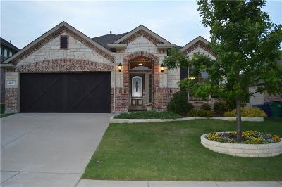 McKinney Single Family Home For Sale: 4012 Lands End Drive