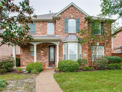 Denton County Single Family Home For Sale: 1617 Hawkins Court