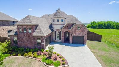 Little Elm Single Family Home For Sale: 1609 Silla Drive
