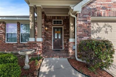 Little Elm Single Family Home For Sale: 512 Turnstone Drive