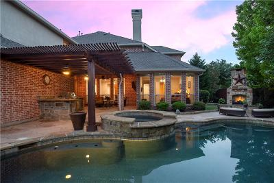 Allen Single Family Home For Sale: 1624 Gladewater Drive
