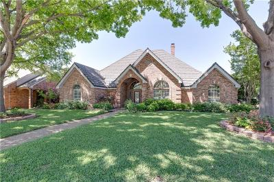 Colleyville Single Family Home For Sale: 4100 Mockingbird Lane