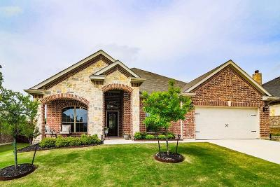 Weatherford Single Family Home For Sale: 1549 Signature Drive