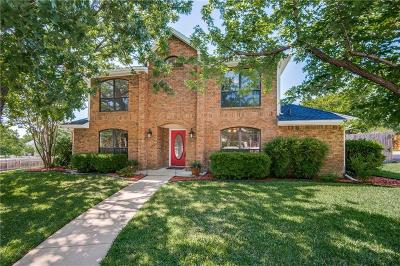 Trophy Club TX Single Family Home For Sale: $449,900
